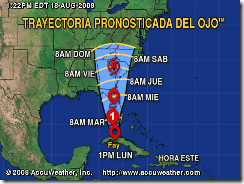 Tormenta Tropical FAY