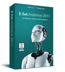 E-Set Antivirus 2011