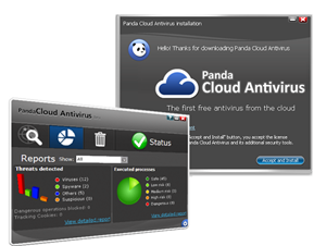Panda Cloud Antivirus 2 Beta