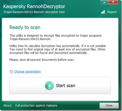 RannohDecryptor