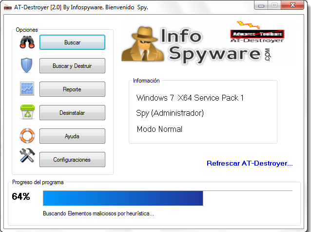 AT-Destroyer 2.1 (by InfoSpyware)