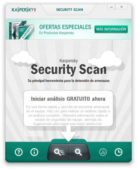 Kaspersky Security Scan 2.0
