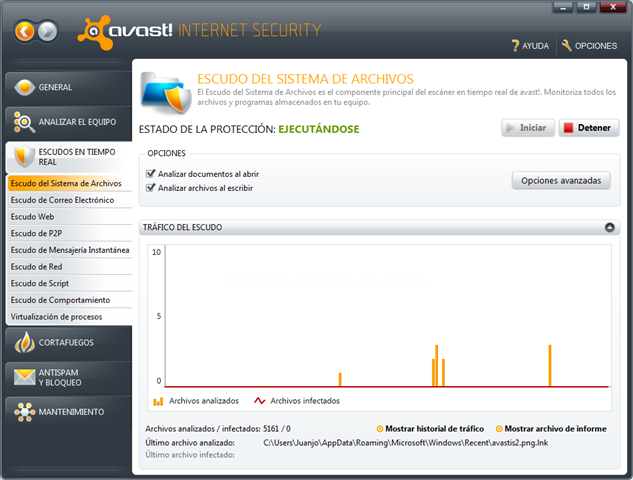 avast! Internet Security 8