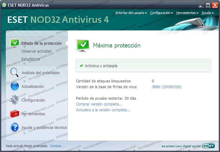 ESET NOD32 Antivirus 6