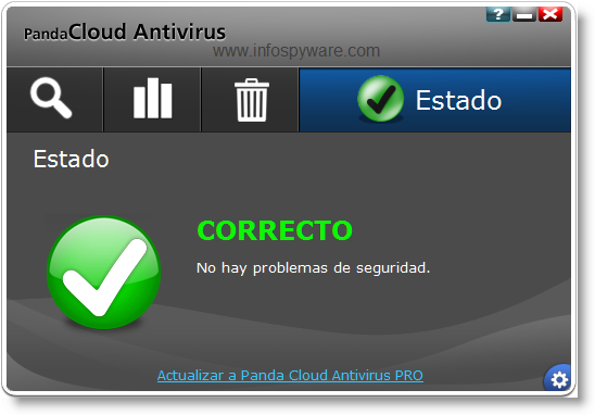 Panda Cloud Antivirus 2.1.1 (Gratis)