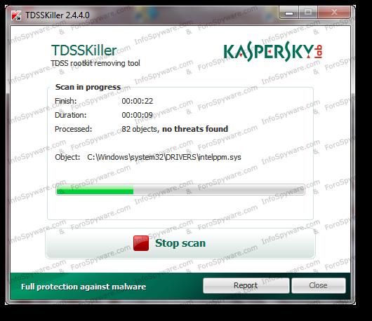 TDSSKiller 3.0